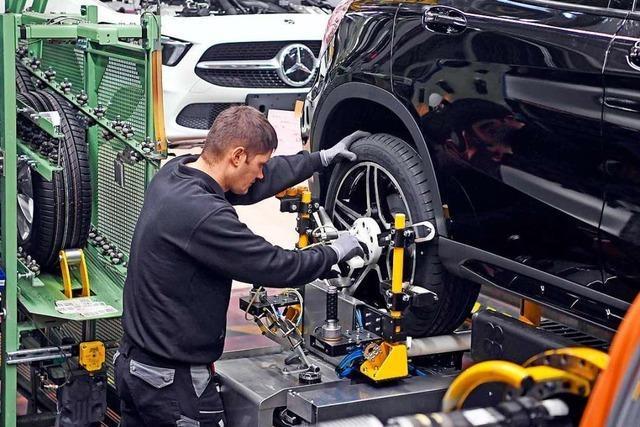 Bundesregierung will Autoindustrie helfen – auf Basis von Ideen aus dem Südwesten