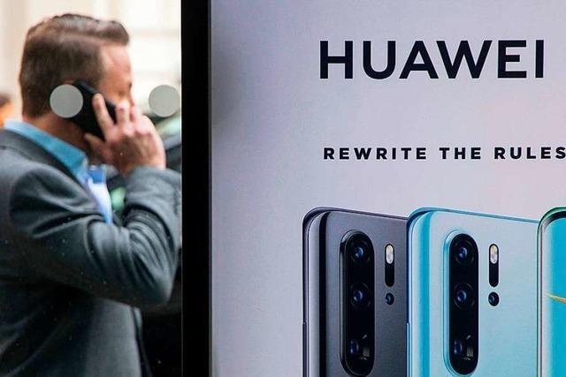 Maas hält Huawei für gefährlich