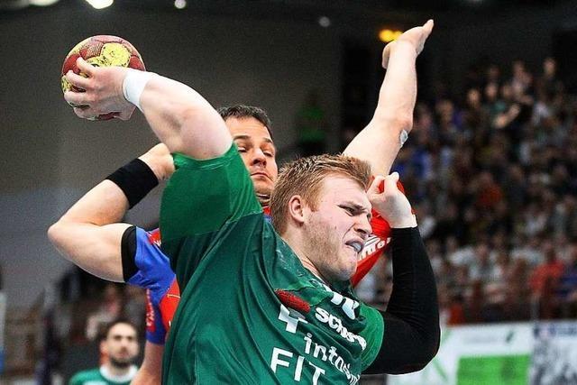 Wie Patrick Gempp aus Weil den Sprung in die Handball-Bundesliga geschafft hat