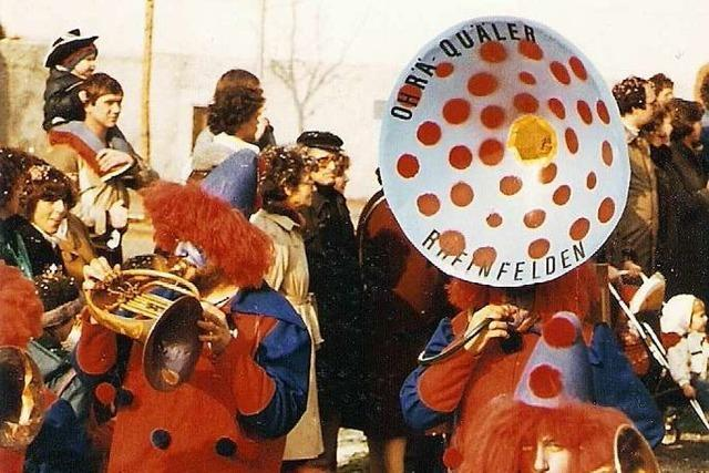 10 bis 12 Auftritte an einem Abend – die Rheinfelder Ohräquäler
