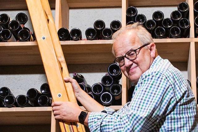Hochpreisige Weine aus Fritz Kellers Weinkeller gestohlen
