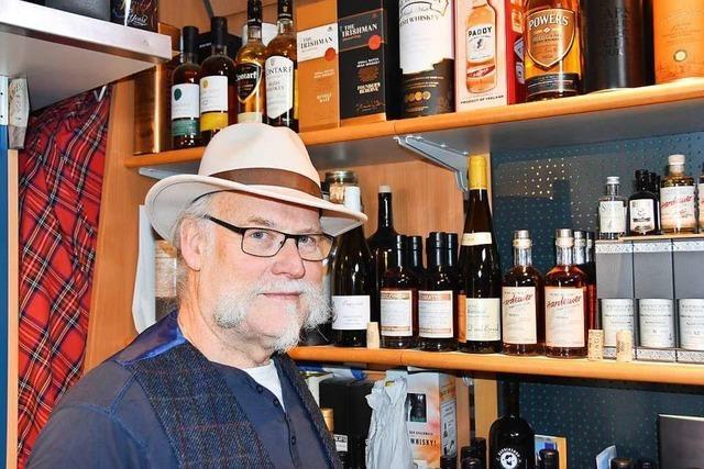 Whisky-Kenner: