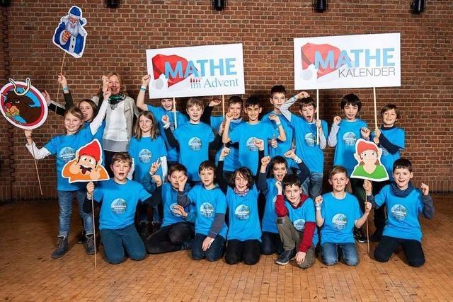 Mathepreis für Viertklässler