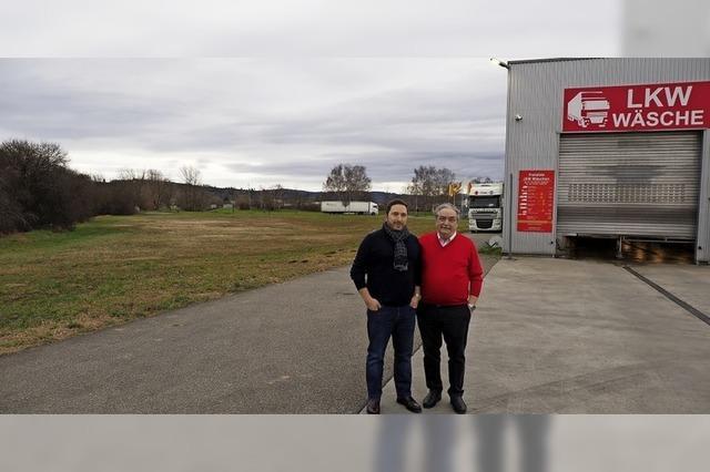 Mehr Stellplätze für Trucker
