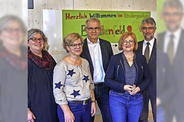 3000 Euro für Kindergarten