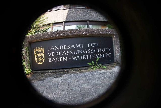 Verfassungsschutz beobachtet vier Moscheen in Freiburg