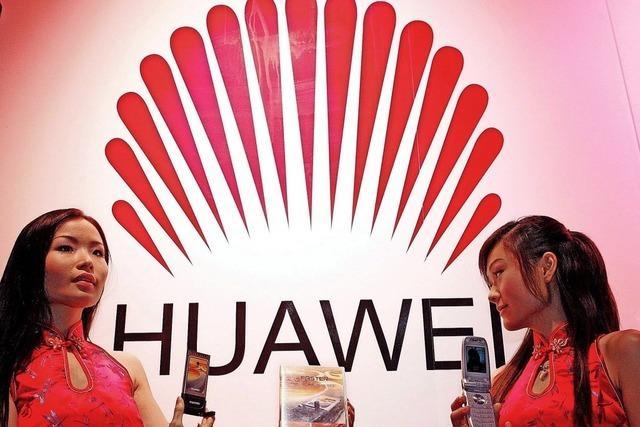 Huawei sucht im Elsass Standort