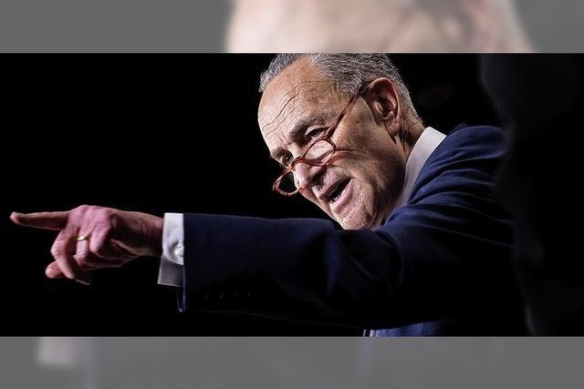 Demokraten reden von Vertuschung