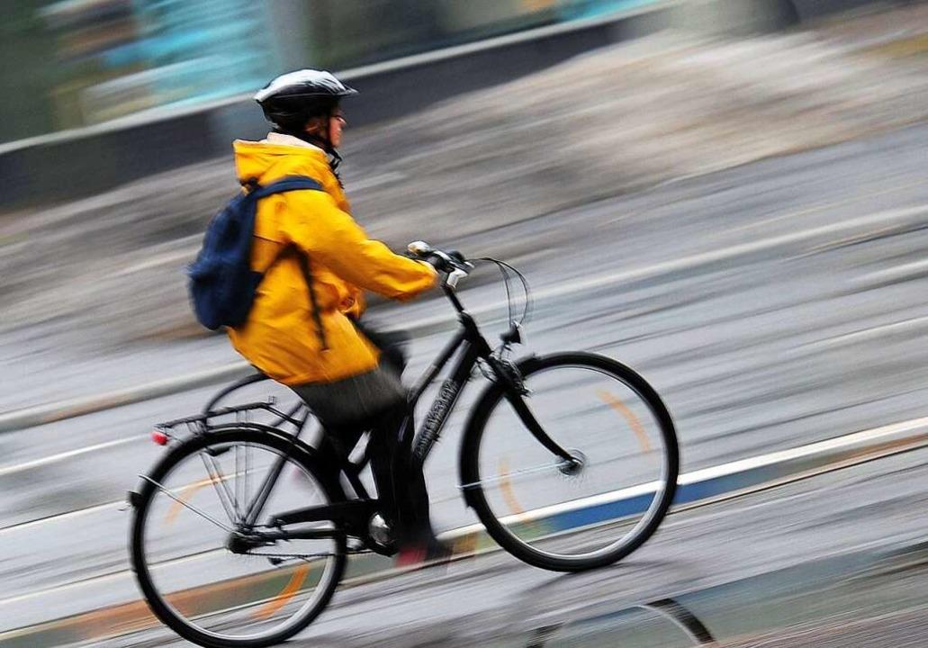 Von  Radtouren in die Schweiz ist bis auf weiteres abzusehen.  | Foto: Hannibal Hanschke
