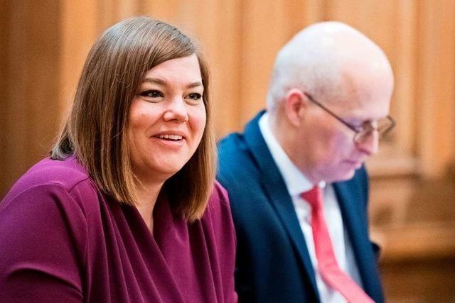 Katharina Fegebank will Hamburg regieren – als erste Frau und erste Grüne