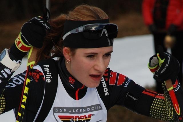 Behringer auf Platz 60 im Sprintrennen, Kaskel auf Rang 47