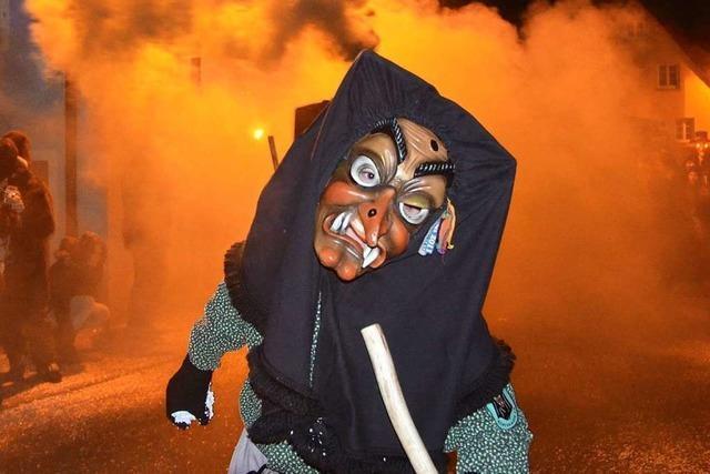 Bollschweiler Teufel laden am Samstag zum Fackelumzug