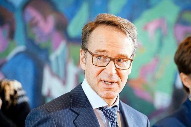 Jens Weidmann für mehr Datensouveränität für den Verbraucher