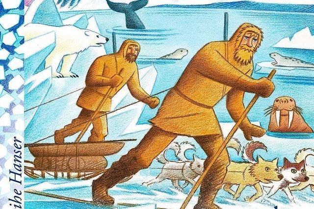 Wie werde ich Polarforscher?