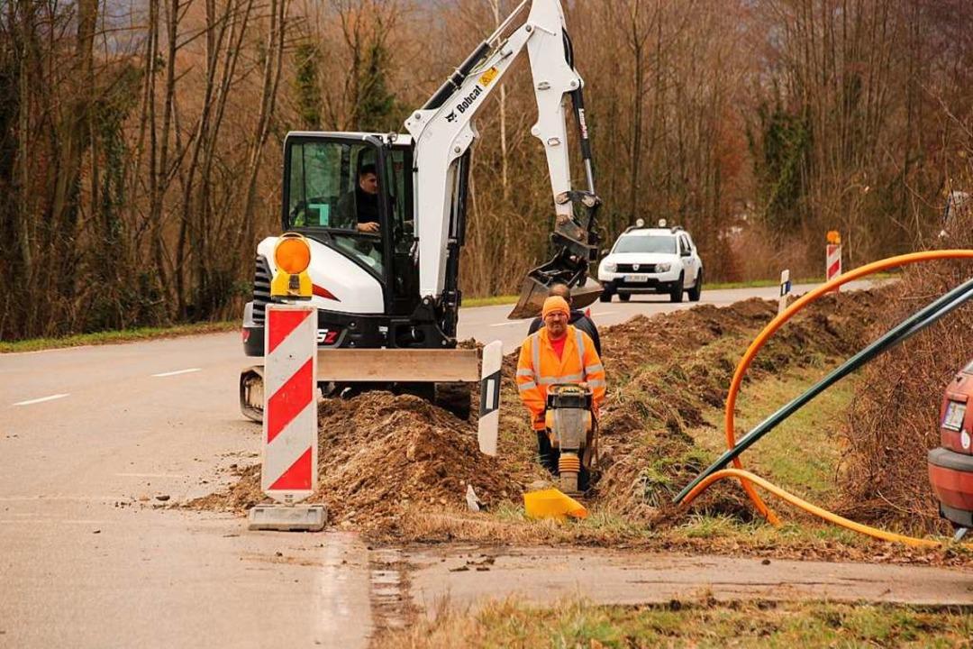 Zwischen Gottenheim und Umkirch werden... Ablehnung des Umkircher Gemeinderats.  | Foto: Mario Schöneberg