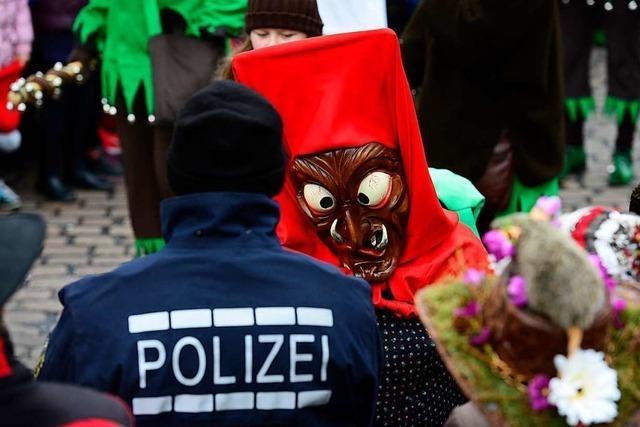 Narrenzünfte und Polizei bereiten sich auf Umzugs-Crasher vor