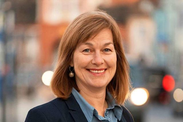 Susanne Wienecke tritt bei der OB-Wahl in Emmendingen wieder an