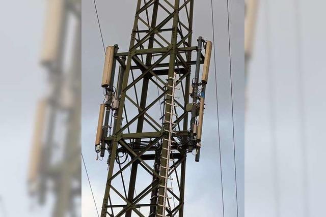 Noch klaffen Lücken im Mobilfunknetz in Weil am Rhein