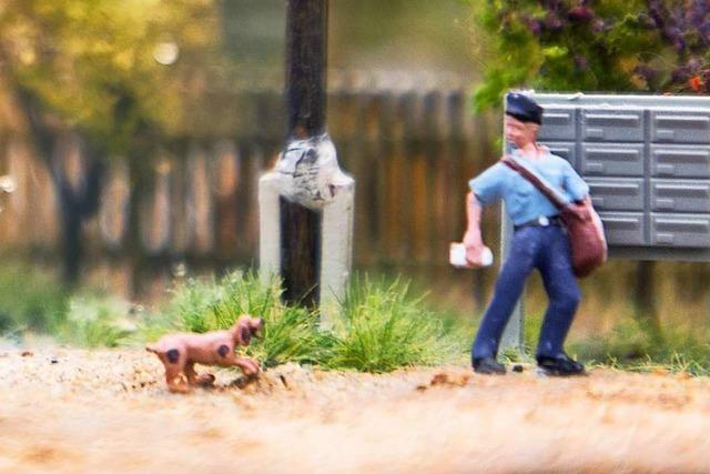 Warum attackieren Hunde so häufig Briefträger?