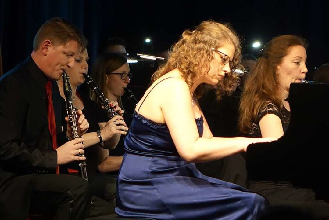 Die Pianistin Paulina Maslanka    Foto: Roswitha Frey