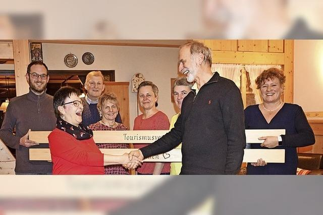 Tourismusverein Wieden bietet Sponsoren Ruhebänke an