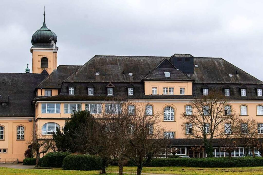 In Heitersheim finden am heutigen Sonn...ürgerentscheid um das Malteserschloss.    Foto: Patrick Seeger (dpa)