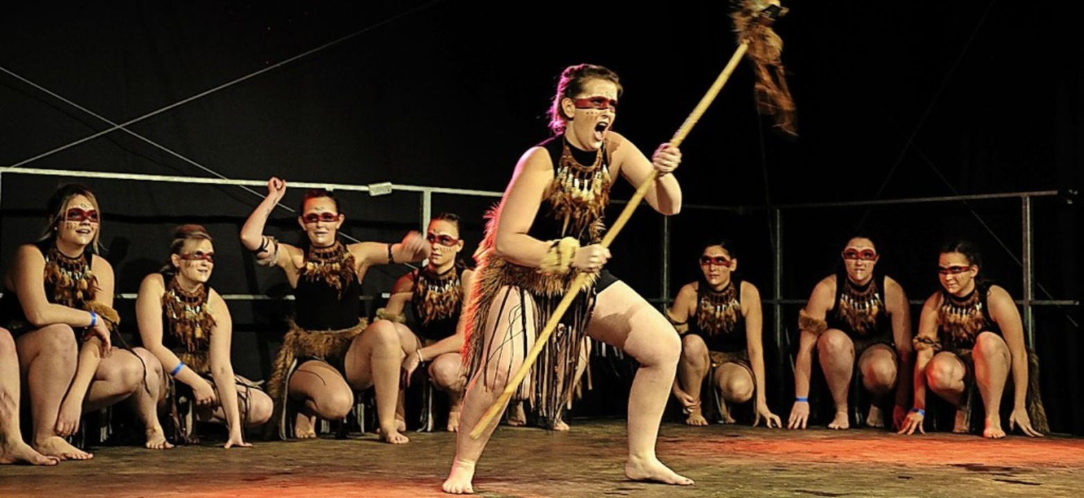 Wildes Wochenende mit zahlreichen Theateraufführungen  | Foto: Bernhard Seitz
