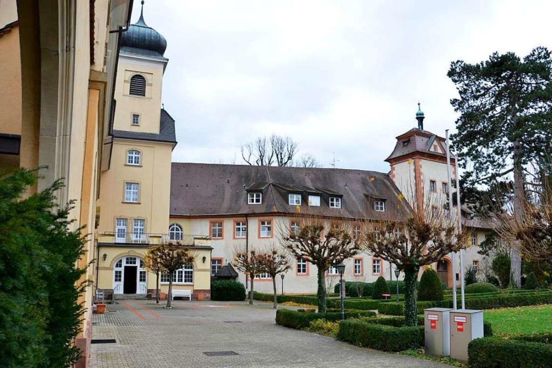 Das Malteserschloss in Heitersheim sor...tzt für viel Aufregung in Heitersheim.    Foto: Sophia Hesser