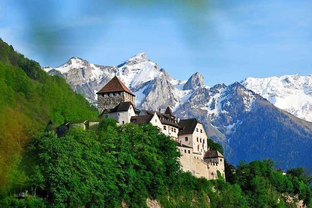 Verbringen Sie mit uns einen Tag im Fürstentum Liechtenstein