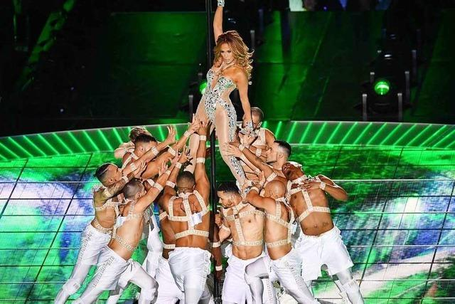 Fotos: Shakira, J. Lo und die Kansas City Chiefs beherrschen den Super Bowl