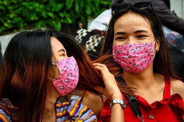 Coronavirus: Gesichtsmasken sind ineffizient oder nicht praktikabel