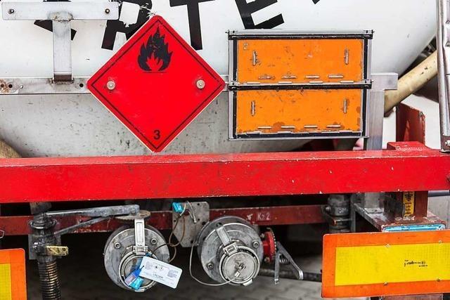 Basler Behörden beanstanden bei Kontrollen 46 Gefahrgutfahrzeuge