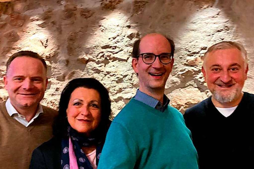 Überraschung im Rat: Claudia Feierling findet eine neue Fraktion - Freiburg - Badische Zeitung