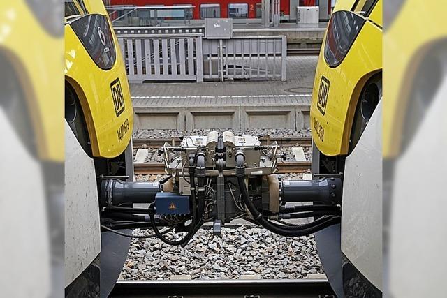 Hurth will Ersatzzüge für die S-Bahn