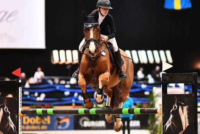 11 000 Pferdefans bei den Baden Classics in Offenburg