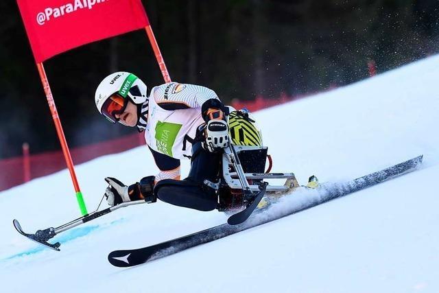 Paralympics-Siegerin Anna-Lena Forster überwindet im Riesenslalom ein kleines Trauma