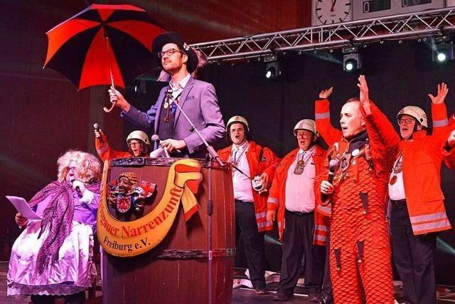 Martin Horn übernimmt die Schirmherrschaft über die Freiburger Fasnet