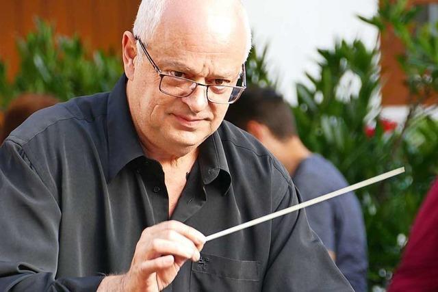 Der Musikverein Istein hat sich von Dirigent Daniel Moroso getrennt