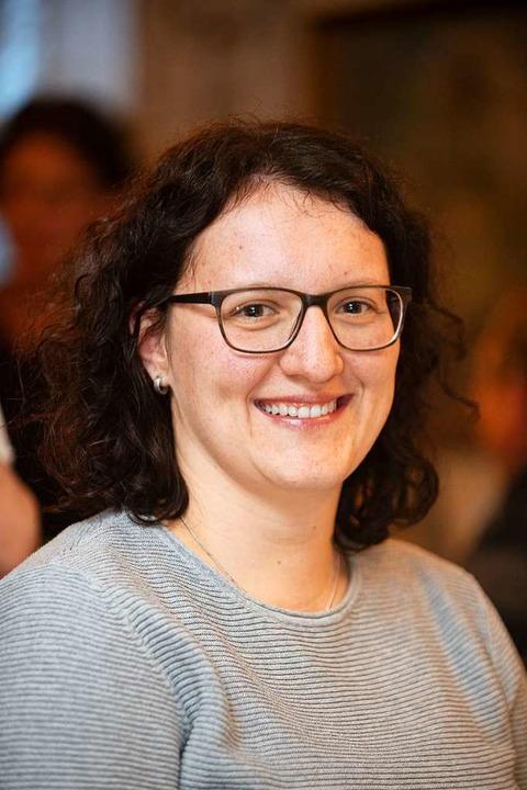 Melanie Hug ist neue stellvertretende ... Pferdezuchtverband Baden-Württemberg.  | Foto: Wolfgang Scheu
