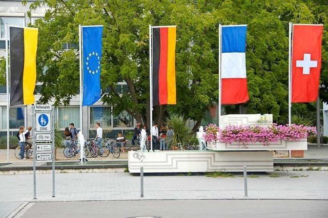Jeder fünfte Einwohner von Weil am Rhein ist ein Ausländer