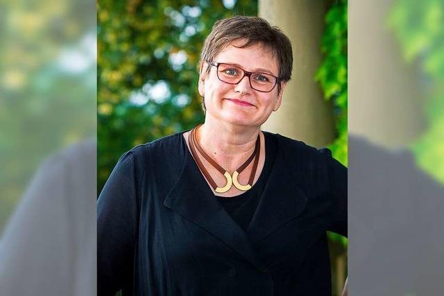 Leni Breymaier erhält den Struve-Hut in Wehr
