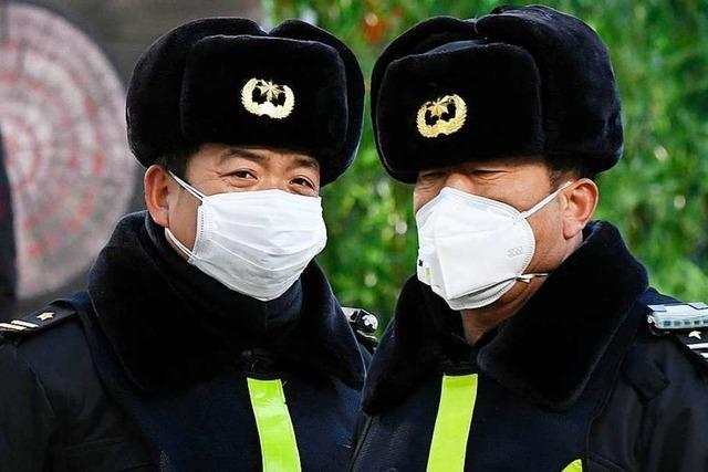 Zwischen Panik und Langeweile: Wie ein Virus China verändert