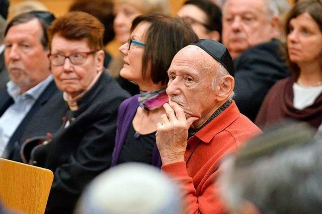 Auschwitz-Überlebender Paul Sobol: Einer der Letzten, die erzählen können