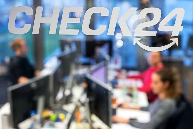 Gericht verbietet Check24