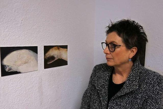 Petra Blocksdorf stellt in Emmendingen aus