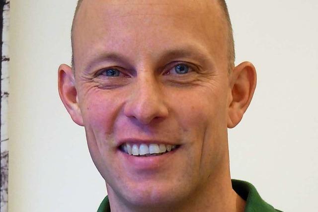 Daniel Bläsing ist neuer Leiter der Mittelstufe