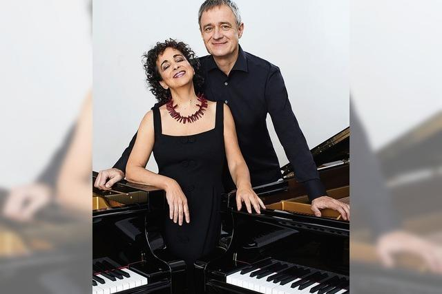 Piano Duo Yaara Tal und Andreas Groethuysen in Donauschingen