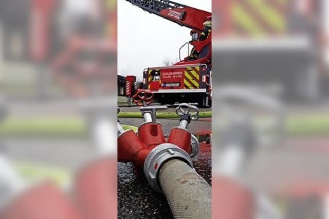 Feuerwehr sucht Statisten