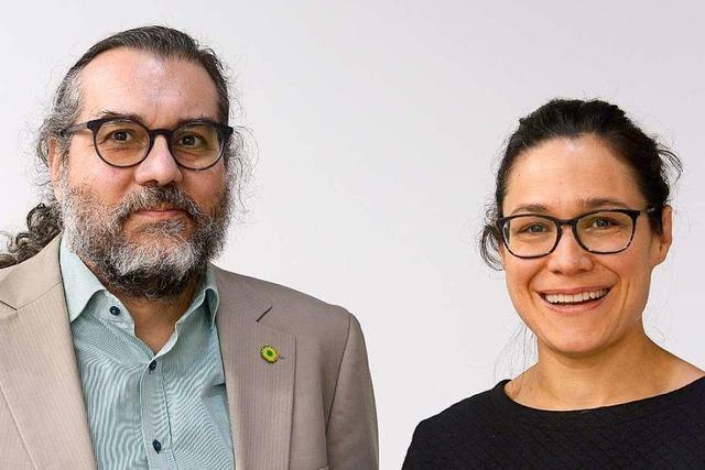 Freiburger Stadträte Saint-Cast und Simms wollen in den Landtag