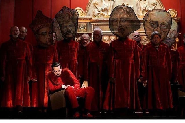 Von roten und anderen Zaren: Das Theater-Projekt